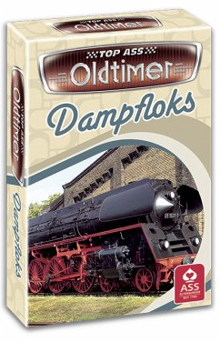 ASS Altenburger - Top Oldtimer Quartett: Dampfloks