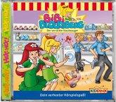 Der verrückte Staubsauger / Bibi Blocksberg Bd.106 (1 Audio-CD)
