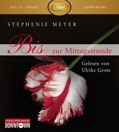 Biss zur Mittagsstunde / Twilight-Serie Bd.2 (1 MP3-CDs) - Meyer, Stephenie
