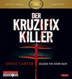 Der Kruzifix-Killer / Detective Robert Hunter Bd.1 (1 MP3-CDs)