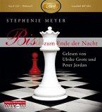 Biss zum Ende der Nacht / Twilight-Serie Bd.4 (1 MP3-CD)