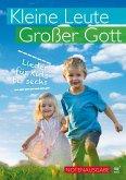 Kleine Leute, großer Gott (Liederbuch)