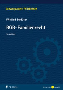BGB-Familienrecht - Schlüter, Wilfried