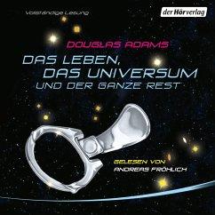 Das Leben, das Universum und der ganze Rest (MP3-Download) - Adams, Douglas