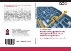 Habilidades geométricas en el primer ciclo de la educación primaria