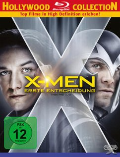 X-Men: Erste Entscheidung Hollywood Collection