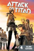 Attack on Titan: Volume 04