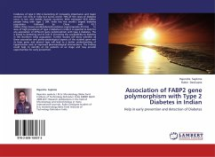 Association of FABP2 gene polymorphism with Type 2 Diabetes in Indian