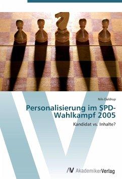 Personalisierung im SPD-Wahlkampf 2005