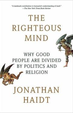 The Righteous Mind - Haidt, Jonathan