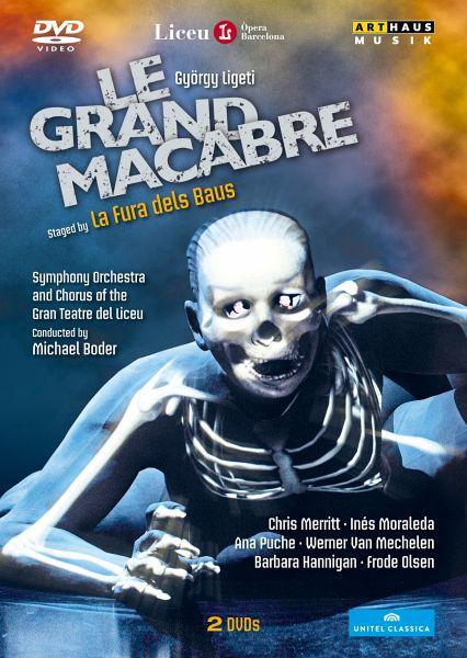 Ligeti, György - Le Grand Macabre (2 Discs) - Boder/Merritt/Moraleda