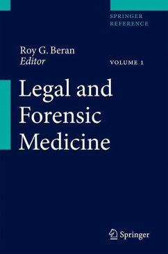 Legal and Forensic Medicine. Volume 1-3