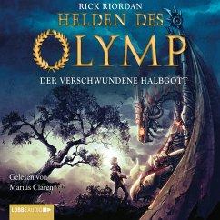 Der verschwundene Halbgott / Helden des Olymp Bd.1 (MP3-Download) - Riordan, Rick