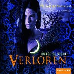 Verloren / House of Night Bd.10 (MP3-Download) - Cast, P.C.; Cast, Kristin