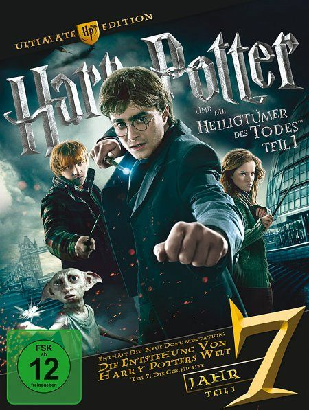Harry Potter Und Die Heiligtumer Des Todes Teil 1 Ultimate Edition Auf Dvd Portofrei Bei Bucher De