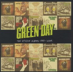 The Studio Albums 1990-2009 - Green Day