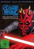Star Wars: The Clone Wars - Die komplette 4. Staffel