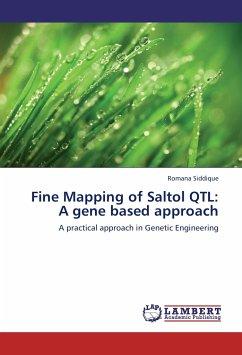 Fine Mapping of Saltol QTL: A gene based approach