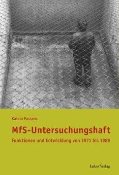 MfS-Untersuchungshaft - Passens, Katrin
