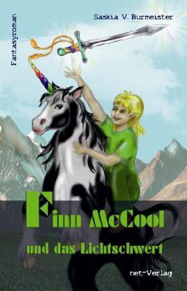 Buch-Reihe Finn McCool von Saskia V. Burmeister