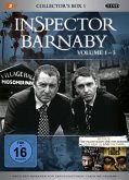 Inspector Barnaby - Collector's Box 1, Vol. 1-5 DVD-Box