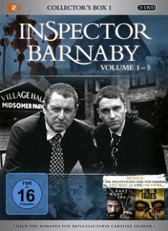 Inspector Barnaby - Collector´s Box 1, Vol. 1-5...