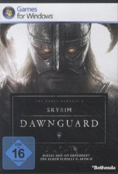 The Elder Scrolls V - Skyrim: Dawnguard (Download-Code)