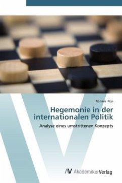 Hegemonie in der internationalen Politik