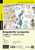 Lernposter Englisch - Wortschatz, 1.-4. Klasse