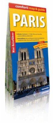 Comfort! map & guide Paris