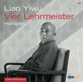 Vier Lehrmeister, 1 Audio-CD