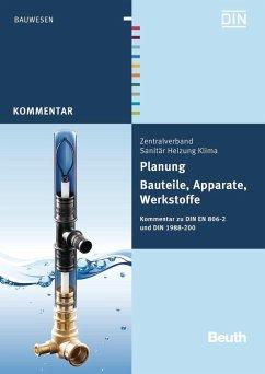 Planung - Bauteile, Apparate, Werkstoffe - Heinrichs, Franz-Josef;Rickmann, Bernd