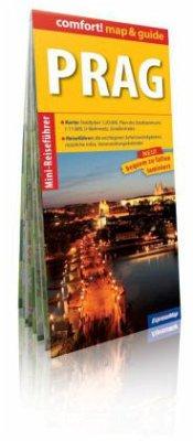Comfort! map & guide Prag