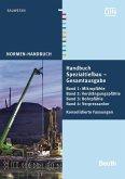 Handbuch Spezialtiefbau: Gesamtausgabe