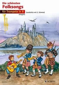 Die schönsten Folksongs, 1-2 Trompeten
