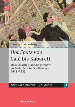Hot Spots von Café bis Kabarett - Stahrenberg, Carolin