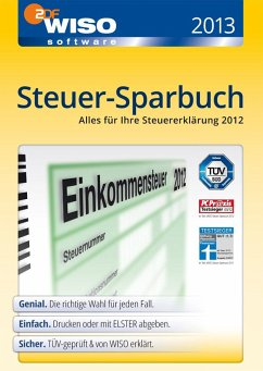 WISO Steuer-Sparbuch 2013 (PC)