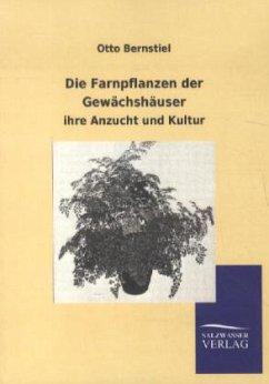 Die Farnpflanzen der Gewächshäuser - Bernstiel, Otto