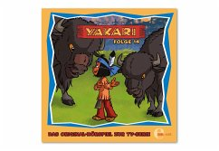 Yakari - Reise in die Urzeit, 1 Audio-CD