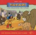 Yakari - Der Herrscher der Prärie, 1 Audio-CD
