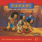 Yakari - Yakari und der Riesenvielfraß, 1 Audio-CD