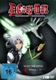 D. Gray-Man - Volume 1 (2 Discs)
