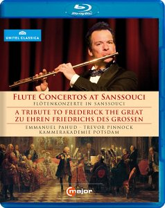 Zu Ehren Friedrichs Des Grossen (Bd) - Pahud/Pinnock/Bp