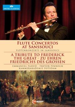 Zu Ehren Friedrichs Des Grossen - Pahud/Pinnock/Bp