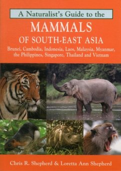 Naturalist´s Guide to the Mammals of South-East...