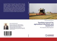 Teaching manual for agricultural machines and e...