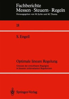 Optimale lineare Regelung - Engell, Sebastian