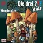 Monsterpilze / Die drei Fragezeichen-Kids Bd.29