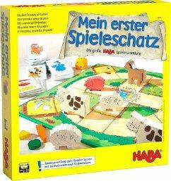 HABA 4278 - Mein erster Spieleschatz, Die große Spielesammlung