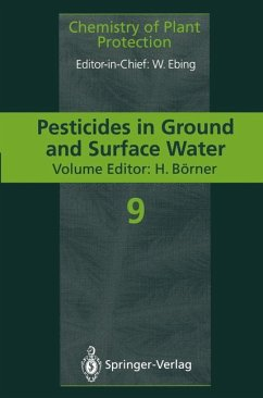 Pesticides in Ground and Surface Water